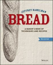 Bread : A Baker's Book of Techniques and Recipes by Jeffrey Hamelman (2012,...
