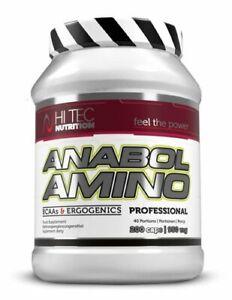Hi-Tec-Anabol-Amino-Pro-200-caps-aminoacidi-BCAA-Vitamina-B6-B12-L-alanina