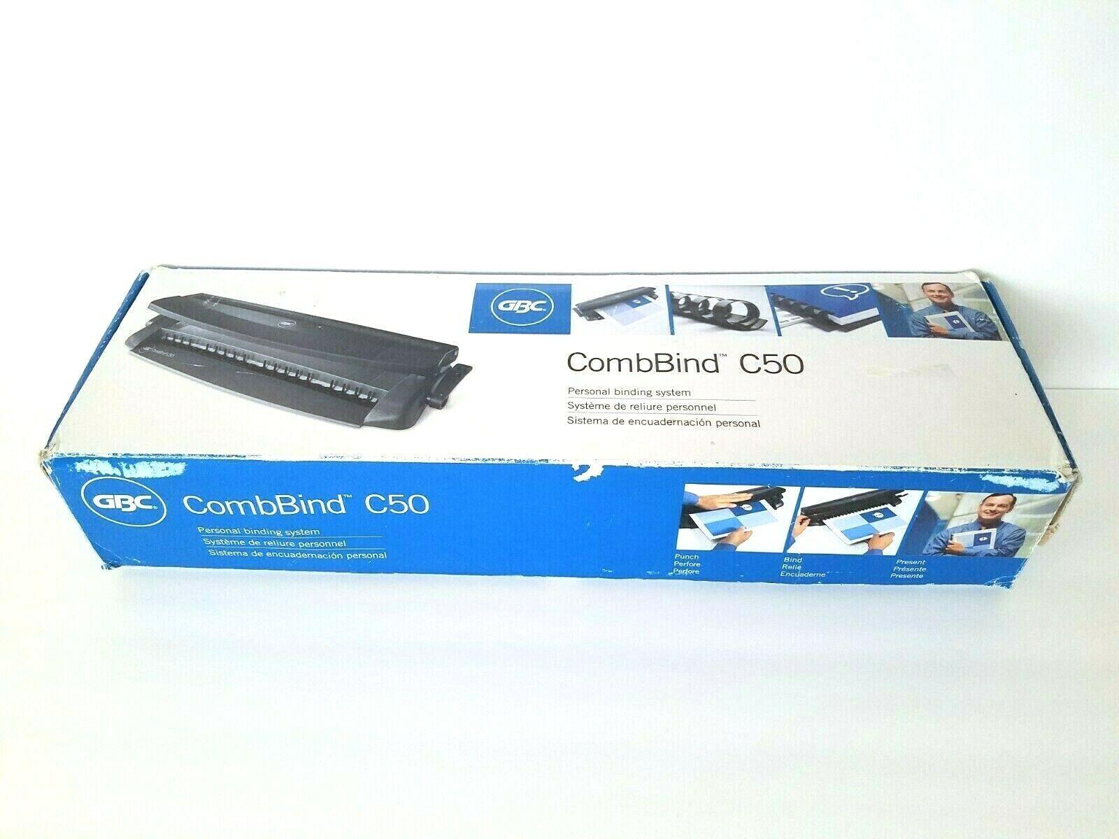 R CombBind C50 Binding System GBC