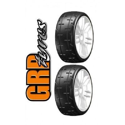 GRP GTJ01-S5 T01-REVO-S5 MEDIA 1//8 RALLY GT SU CERCHIO BIANCO 2 PZ.