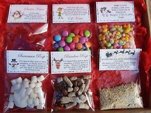 Christmas Sweets.Details About Novelty Christmas Sweet Bags Sweets Gift Christmas Eve Stocking Filler Joke