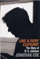 Like a Fiery Elephant: The Story of B.S. Johnson-ExLibrary