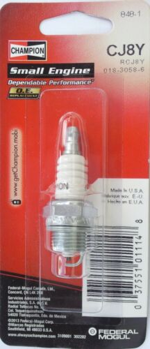 Card or Shop SELECT Champion Spark Plug CJ8Y #848-1 Replaces RCJ8Y 018-3058-6