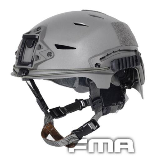 FMA High Quality ABS Tactical Airsoft CS Protective EXF BUMP Helmet FG TB743