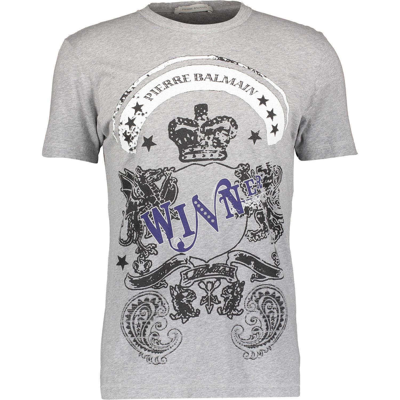 55% OFF Balmain Winner T-shirt XXL Made in  100% cotton