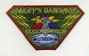 SAAB-Space-Above-amp-Beyond-Embroidered-Patch-Bailey-039-s-Banshees