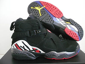 3a200d46877b NIKE AIR JORDAN 8 RETRO BLACK