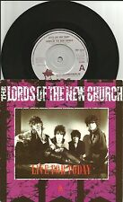 Dead Boys LORDS OF THE NEW CHURCH Live for today UK 7 INCH Vinyl DAMNED Sham 69
