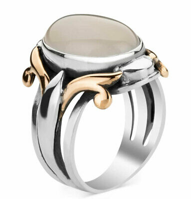 Men/'s Islamic Turkish Sterling Silver Licensed Ertugrul Ring