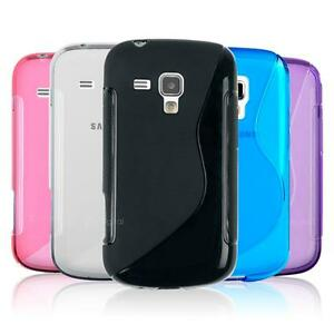 New S Gel case cover for Samsung Galaxy Trend Plus | eBay