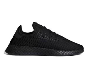 B41768 Adidas Originals Deerupt Zapatillas Runner Negro deportivas Zapatillas deportivas RataWwqrP
