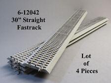 Lionel FasTrack 30 inch Straight Track - 612042