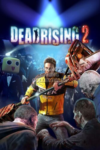 RGC Huge Poster OTH035 Dead Rising 2 PS3 XBOX 360