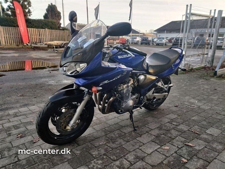 Suzuki, GSF 600 S Bandit, ccm 57000