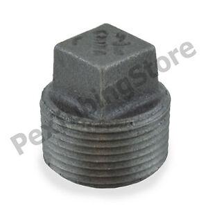 1-2-034-Black-Malleable-Iron-Plug-Fitting