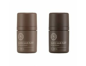 THE-FACE-SHOP-Quick-Hair-Puff-7g-2-Types
