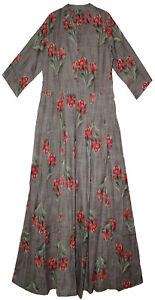 Indian-Dress-Cotton-Retro-Ehs-Hippy-Women-Vintage-Retro-Blusa-Vestir-Boho-Ethnic