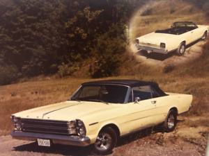 1966 Ford Galaxie 500 XL convertible.  OBO