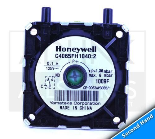 Potterton suprima 50L honeywell air pressure switch 5105576