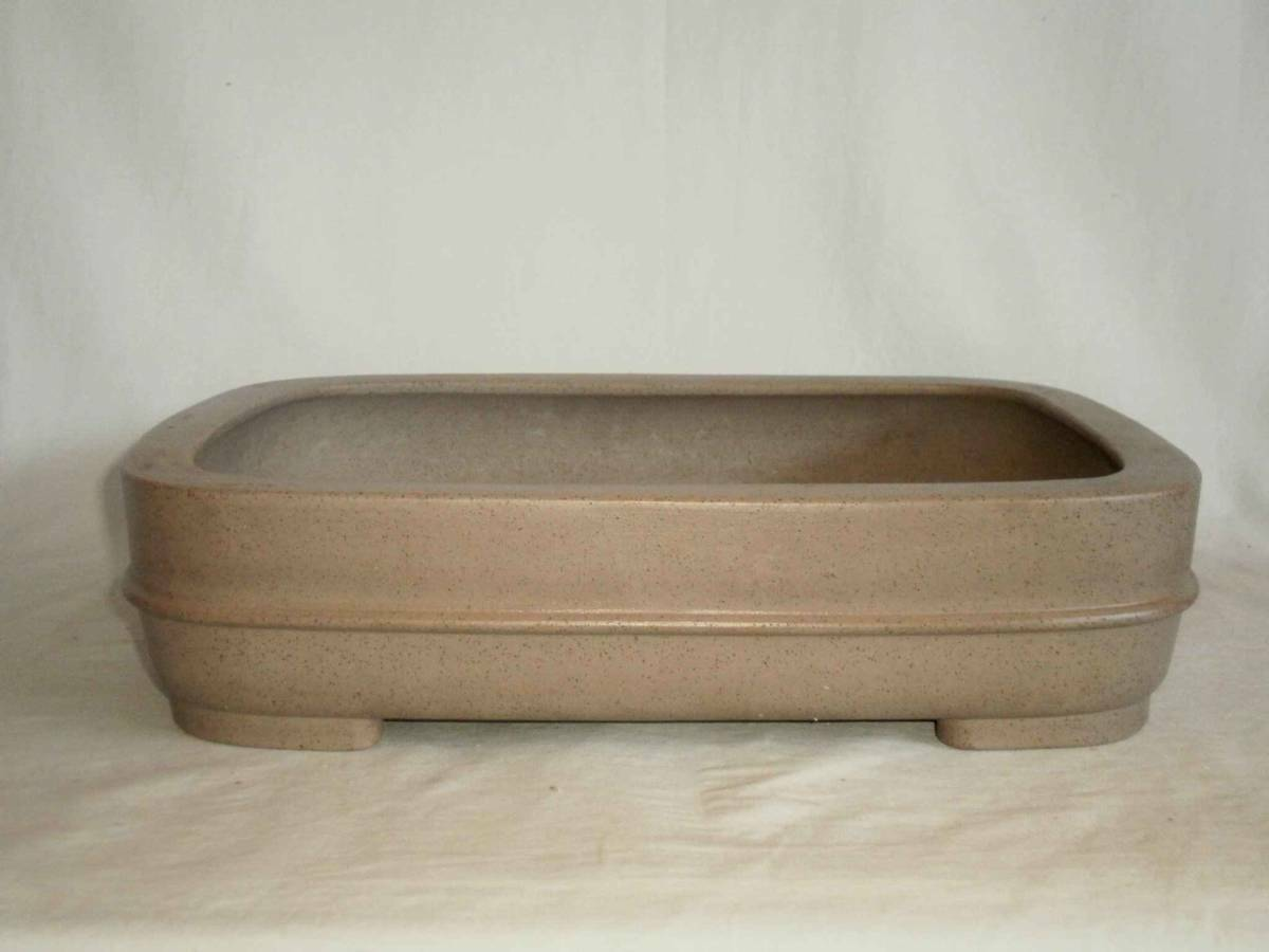 Tokoname bonsai pot 38.8 cm