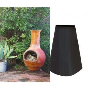 Garden Heavy Duty Large Outdoor Chimnea Chiminea Waterproof Rain Protector Cover