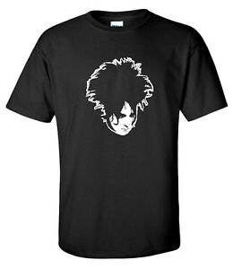 Robert Smith The Cure 80s Goth Music Mens T-Shirt