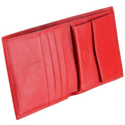 Soft leather wallet Purse SUPERBA Pelle Italiana MADE in Italy UK Venditore