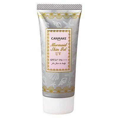 Canmake mermaid skin gel UV 01 40g SPF50+ PA++++