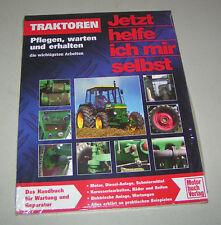 Handbuch / Anleitung Traktoren - Pflegen, warten und erhalten!
