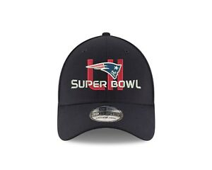 the best attitude 7bf2d cb367 Image is loading New-England-Patriots-New-Era-Super-Bowl-LII-