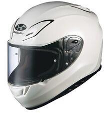 OGK KABUTO AEROBLADE3 Pearl WHITE M Medium  Helmet Japanese Model