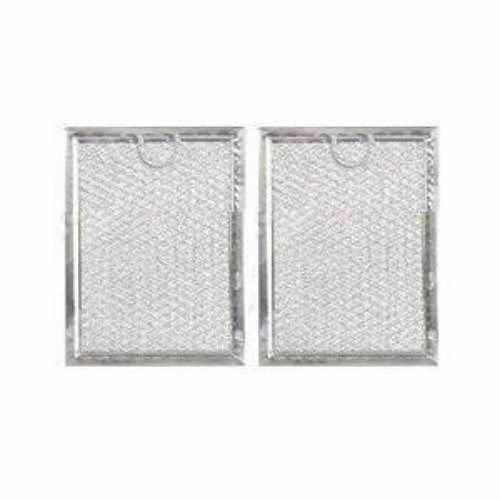 2 PACK NEW GE Part number WB06X10359 WB06X10309 MICROWAVE GREASE FILTER