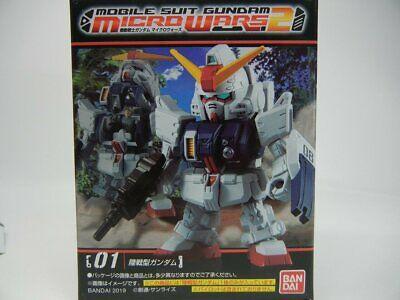 BANDAI GUNDAM Micro Wars Vol.2 Hover track /& pilot Japan Figure Mini import