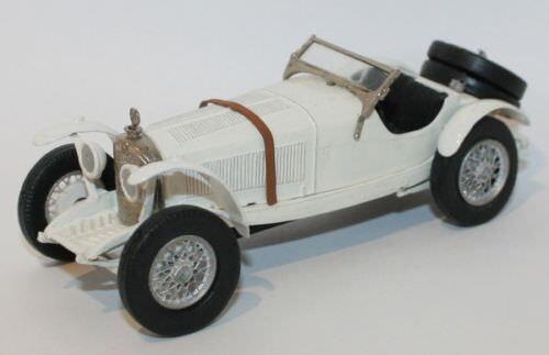 Western Models Plumbies 28 Mercedes-Benz SSKL 1931 1 43 Unbild in box Rare