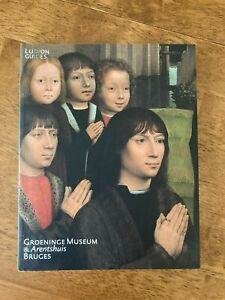 Groeninge Museum & Arentshuis Bruges by Ludion Guides 2000 Paperback