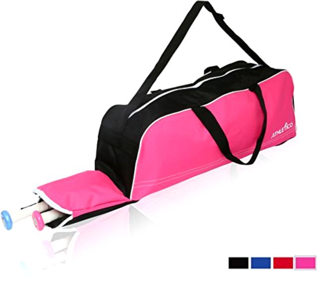 Athletico Baseball Tote Bag For T Ball Softball Equipmen