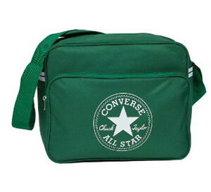 d86d037f97 Image is loading Converse-Reporter-Bag-Dark-Green