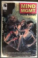 Mind MGMT #10 NM- 1st Print Dark Horse Comics Matt Kindt