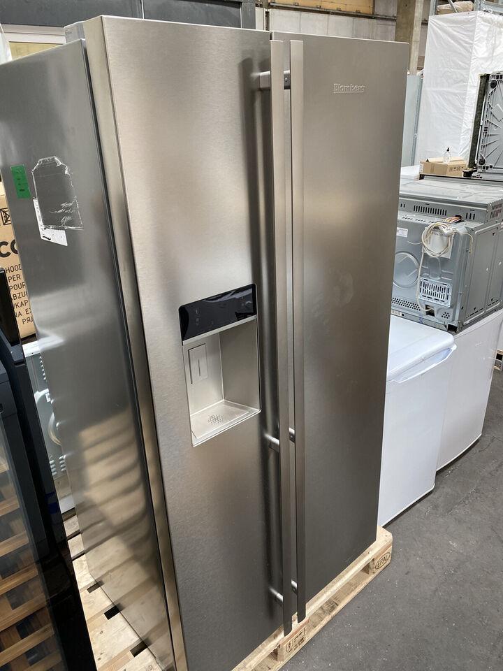Blomberg køle/frys med vanddispenser/isterning...