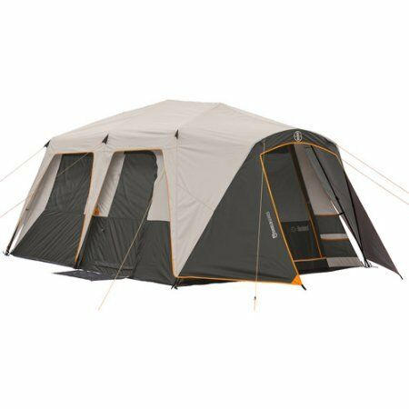 Bushnell Shield Series 15' x 9' Instant Cabin Tent, Sleep W