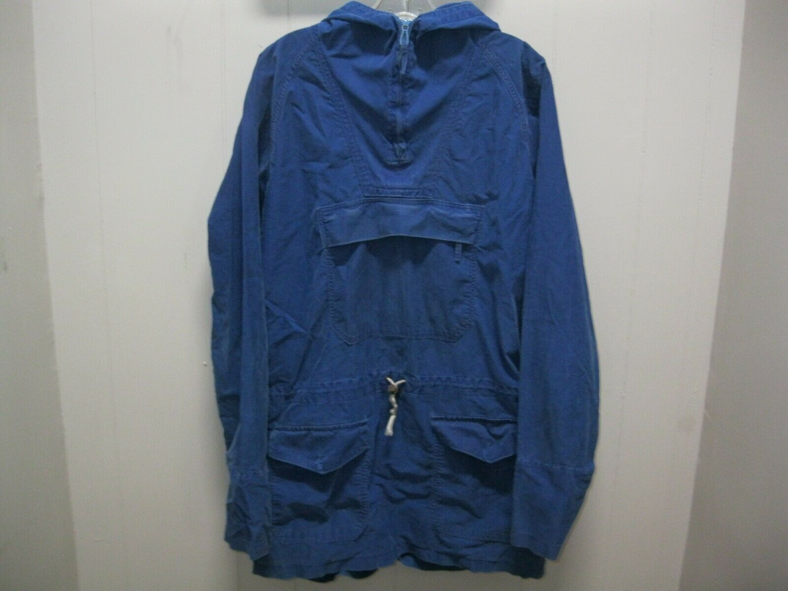 VINTAGE REI M/L Anorak Hooded Pullover Jacket Outdoor Unisex