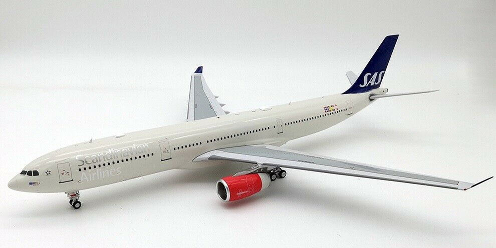INFLIGHT INFLIGHT INFLIGHT 200 IF333SK0219 1 200 SCANDINAVIAN AIRLINES SAS AIRBUS A330-343 OY-KBN 8982d5