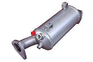 6//06-6//08 EXHAUST DPF Diesel Particulate Filter AUDI A4 2.0TDi BRD engine