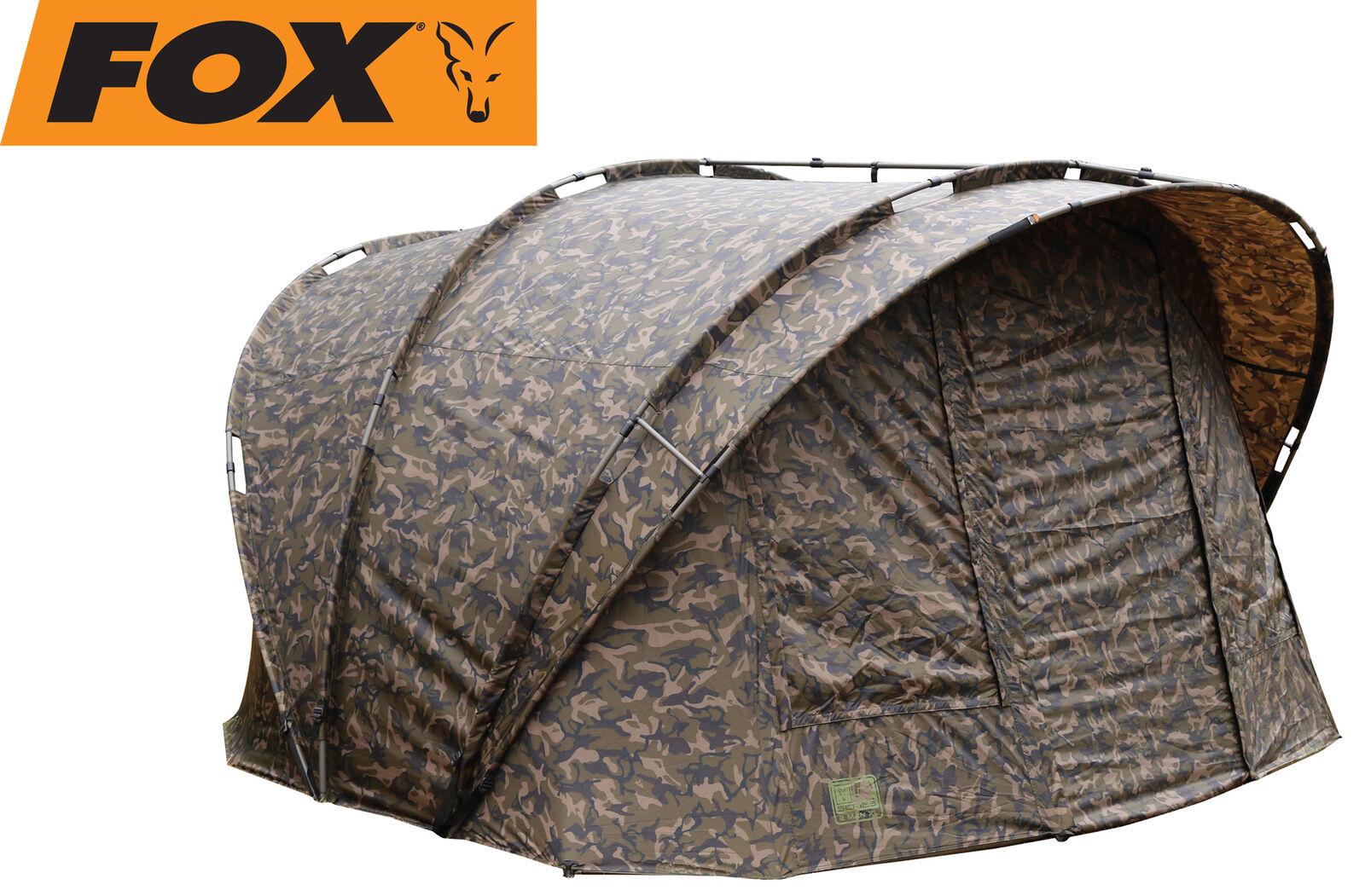 Fox R-Series XL XL XL 2 man camo 315x330x185cm - Angelzelt zum Nachtangeln c5e92d