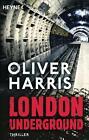 London Underground von Oliver Harris (2015, Taschenbuch)