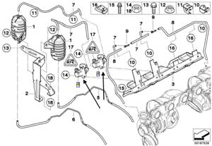 Details about Pressure Converter Solenoid BMW E82 88 135 N54 Pierburg  11747626350 7 00887 19 0