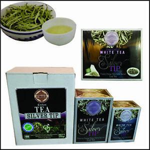 Ceylon-Mlesna-White-Silver-Tip-Organic-Leaf-Loose-50-100-200g-Tea-amp-15-Tea-Bags