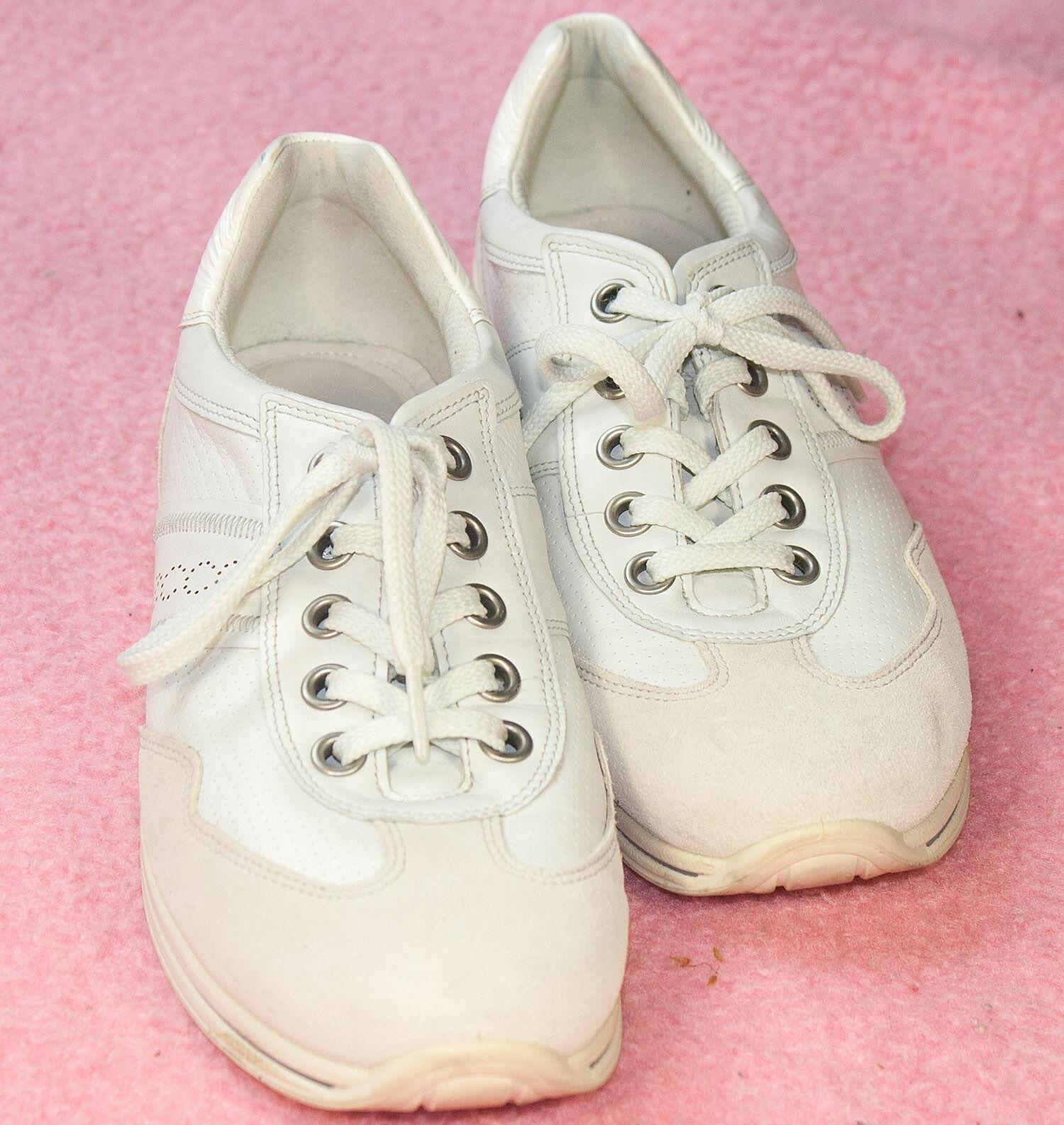 Ecco ♥ ♥ ♥ loafer ♥ con cordones zapatos ♥ ♥ talla 42 ♥  IMPECABLE  ♥ cuero ♥ herusnehmbar suela  sin mínimo