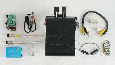 MYFLYDREAM AAT Automatic Antenna Tracker V5.0 For Long Range FPV 12 channel