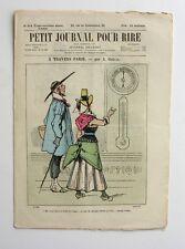 Le Petit Jounal pour Rire n°514 - Voyage au Long Court par Paul Léonnec
